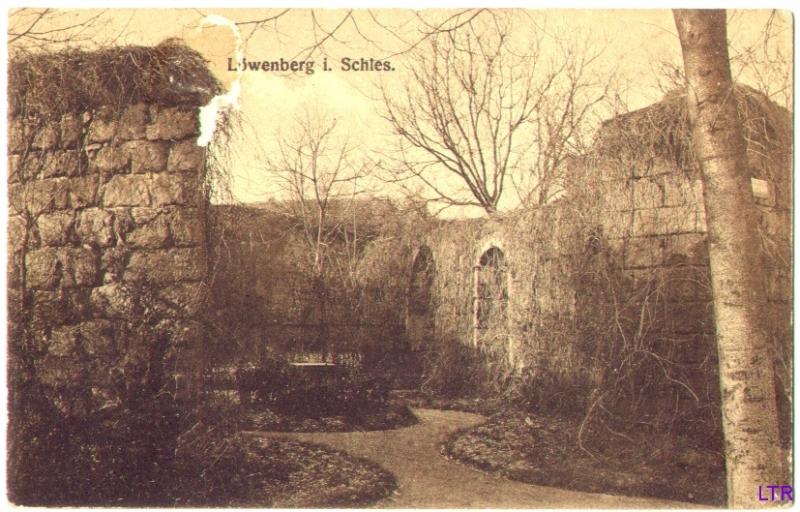 Ruiny bastionu