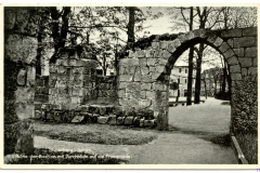 Ruiny Bastionu - 1936