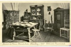 082 - Muzeum - wyposażenie izby mieszkalnej