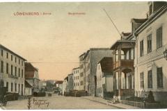 Plac Zamkowy, obecnie ul.Traugutta-1908