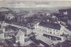 Restauracja Pod Trzema Lipami 1911