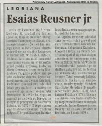 reusner jr