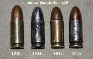 amunicja P08
