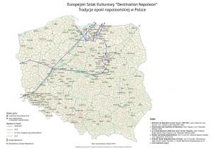 Europejski Szlak Kulturowy Destination Napoleon